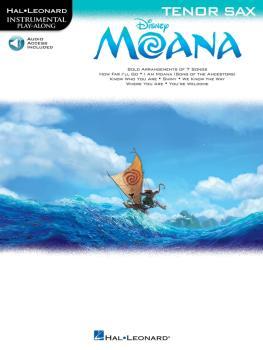Moana (Tenor Sax) (HL-00224798)