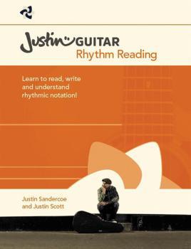 Justin Guitar - Rhythm Reading for Guitarists (HL-14048332)