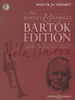 Bartók for Trumpet: The Boosey & Hawkes Bartók Edition (HL-48023786)