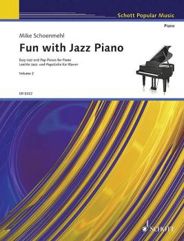 Fun with Jazz Piano (Volume 2) (HL-49015471)