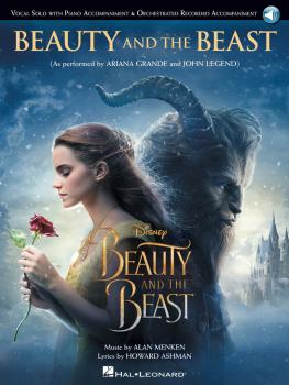 Beauty and the Beast: Vocal Solo with Online Audio (HL-00234730)
