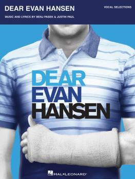 Dear Evan Hansen (Vocal Selections) (HL-00226474)