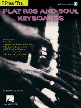 How to Play R&B Soul Keyboards (HL-00232890)