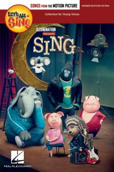 Let's All Sing Songs from the Motion Picture SING: Collection for Youn (HL-00232961)
