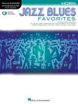 Jazz Blues Favorites (Horn) (HL-00154488)