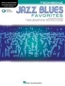 Jazz Blues Favorites (Trombone) (HL-00154489)