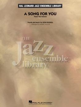 A Song for You (Tenor Sax Feature) (HL-07012984)