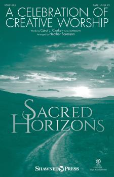 A Celebration of Creative Worship: Sacred Horizons Series (HL-35031625)
