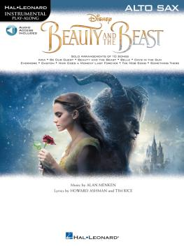 Beauty and the Beast (Alto Sax) (HL-00236229)