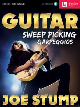 Guitar Sweep Picking & Arpeggios (HL-00151223)
