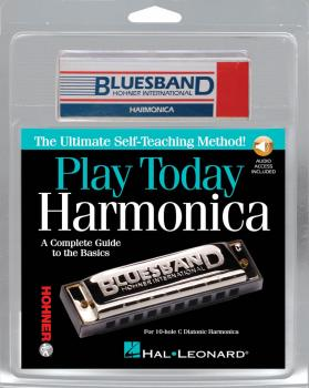 Play Today Harmonica Kit (HL-00704280)