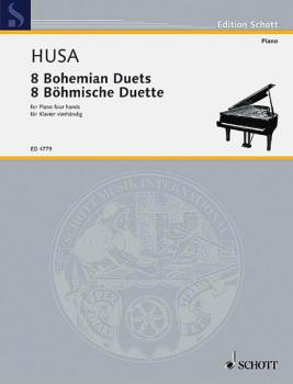 8 Czech Duets (1 Piano, 4 Hands) (HL-49005142)