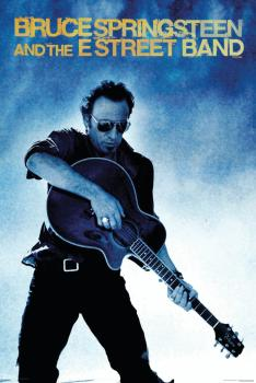 Bruce Springsteen - Wall Poster: 24 inches x 36 inches (HL-00244293)