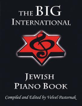 The Big International Jewish Piano Book (HL-00244721)