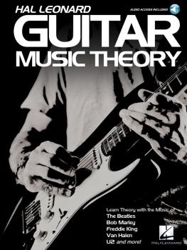 Hal Leonard Guitar Music Theory: Hal Leonard Guitar Tab Method (HL-00148390)