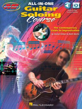 All-in-One Guitar Soloing Course: The Contemporary Guide to Improvisat (HL-00217709)