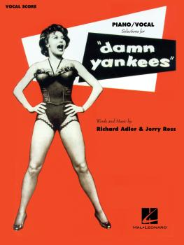 Damn Yankees: Piano/Vocal Selections (HL-00233559)