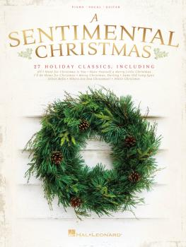 A Sentimental Christmas Book (HL-00236830)