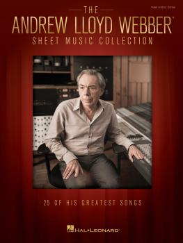 The Andrew Lloyd Webber Sheet Music Collection: 25 of His Greatest Son (HL-00238517)