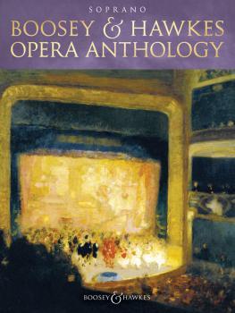 Boosey & Hawkes Opera Anthology - Soprano (HL-48023840)