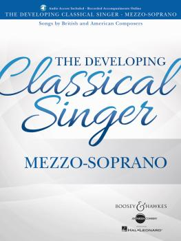 The Developing Classical Singer: Songs by British and American Compose (HL-48024017)