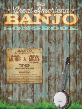 The Great American Banjo Songbook (70 Songs) (HL-00156862)
