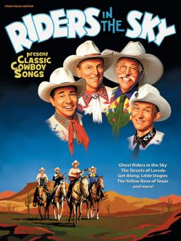 Riders in the Sky - Classic Cowboy Songs (HL-35026694)