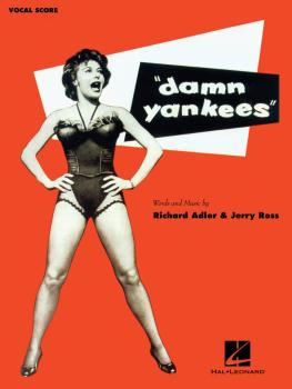 Damn Yankees (Vocal Score) (HL-00233566)
