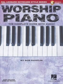 Worship Piano: Hal Leonard Keyboard Style Series (HL-00311425)