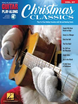 Christmas Classics: Guitar Play-Along Volume 97 (HL-00236542)