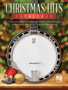 Christmas Hits for Banjo (HL-00236667)