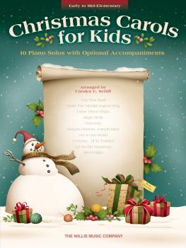Christmas Carols for Kids: Early to Mid-Elementary Level (HL-00237250)