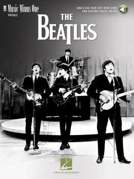 The Beatles - Sing 8 Fab Four Hits with Demo and Backing Tracks Online (HL-00236167)