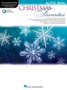 Christmas Favorites (Alto Sax) (HL-00236534)