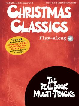 Christmas Classics Play-Along: Real Book Multi-Tracks Volume 9 (HL-00236808)