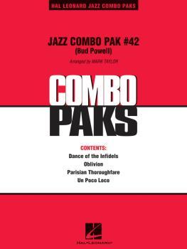 Jazz Combo Pak #42 (Bud Powell) (HL-07012740)