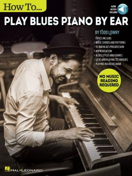 How to Play Blues Piano by Ear (HL-00121704)