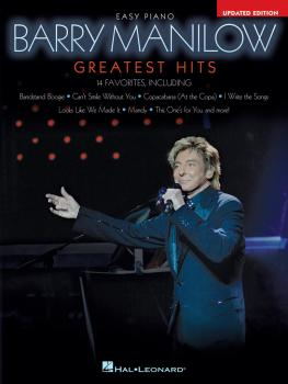Barry Manilow - Greatest Hits, 2nd Edition (HL-00238518)