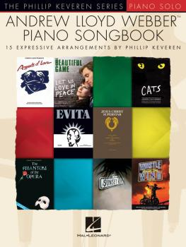 Andrew Lloyd Webber Piano Songbook: The Phillip Keveren Series (HL-00238988)