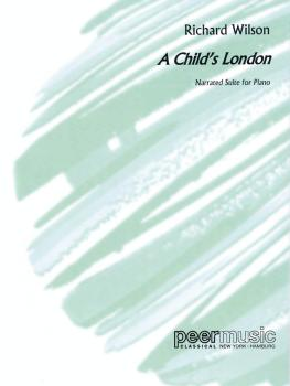 A Child's London: Narrated Suite for Piano (HL-00228668)