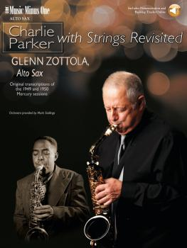 Charlie Parker with Strings Revisited: Music Minus One Alto Saxophone (HL-00160508)