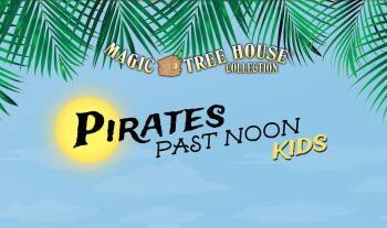 Magic Tree House: Pirates Past Noon KIDS (Audio Sampler) (HL-00196012)