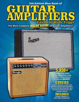 Blue Book of Guitar Amplifiers - 5th Edition (HL-00210370)