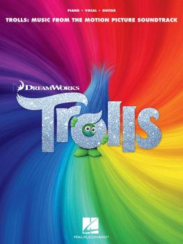 Trolls: Music from the Motion Picture Soundtrack (HL-00216513)