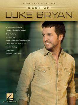 Best of Luke Bryan (HL-00221889)