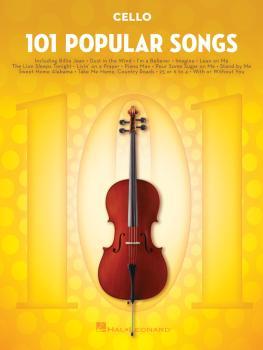 101 Popular Songs (for Cello) (HL-00224731)