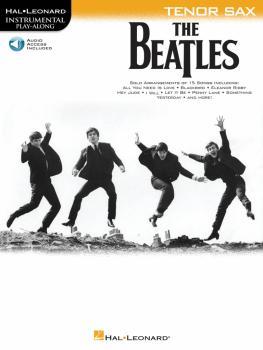 The Beatles - Instrumental Play-Along (Tenor Sax) (HL-00225333)