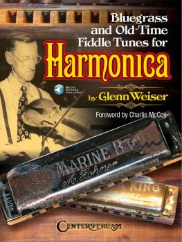 Bluegrass and Old-Time Fiddle Tunes for Harmonica (HL-00231888)