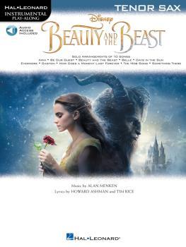 Beauty and the Beast (Tenor Sax) (HL-00236230)