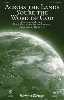 Across the Lands You're the Word of God (HL-35029878)